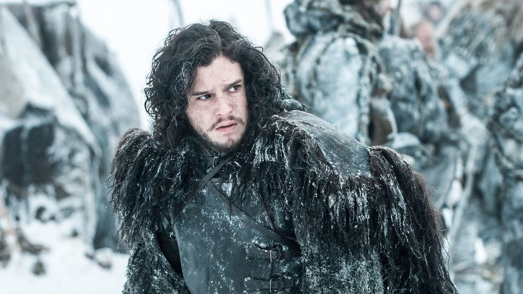 Game of Thrones - Jon Snow - Kit Harrington - 2 - David Eckelman - Dave Eckelman