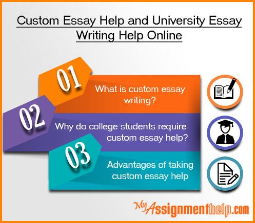 writing essays service