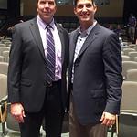 El Dorado School District Superintendent Jim Tucker & Paul - El Dorado, Arkansas
