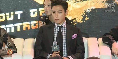 TOP Press Conference OUT OF CONTROL Shanghai 2016-06-14 (121)