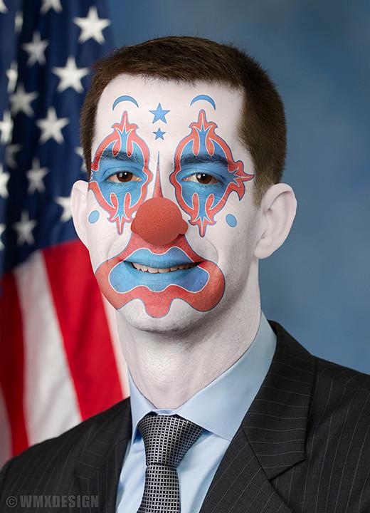 Tom Cotton (Sen. R-AR) :: Obstructionist Teabagger Clown