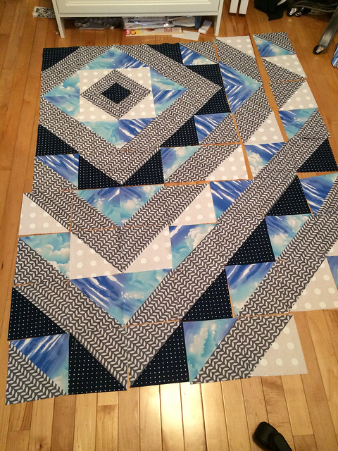 Baby Quilt!