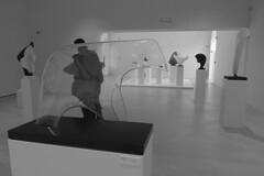 Venice - Murano Glass Museum Vistosi sculpture