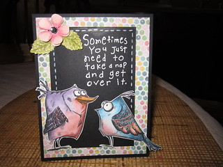 Tim Holtz Birds 004