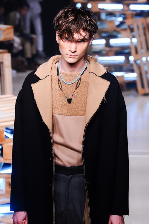 FW15 Tokyo DISCOVERED052_Gryphon O'shea(Fashion Press)