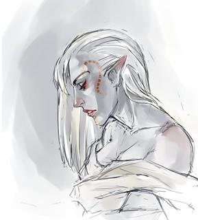 Печаль (Вегра) by Alkiores
