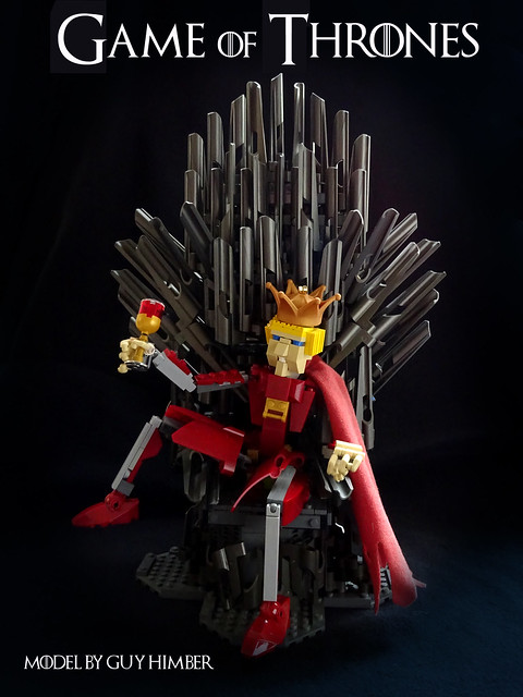King Joffrey, Long may he Reign! by Guy Himber