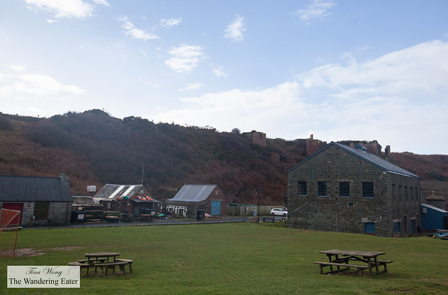 Buildings at Harbour Village, Porthgain
