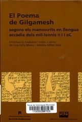 LLuís Feliu Matru i Adelina Millet Albá, El poema de Gilgamesh
