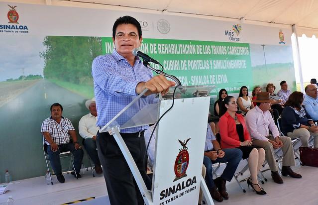 SINALOA DE LEYVA, DE LOS MUNICIPIOS MEJOR COMUNICADOS DEL ESTADO