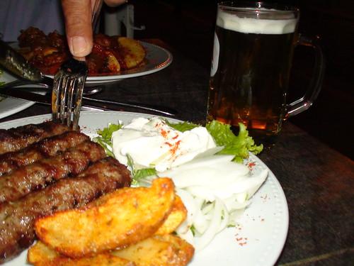 Greek meal DSC00137