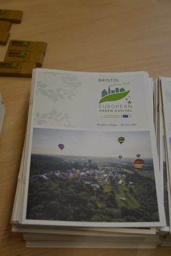 Green Capital leaflet