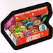 Topps - Wacky Packages All New Series 08 -2011 -  15 - Punkin Donuts by jeffliebig
