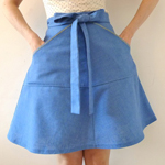 Two Miette Skirts