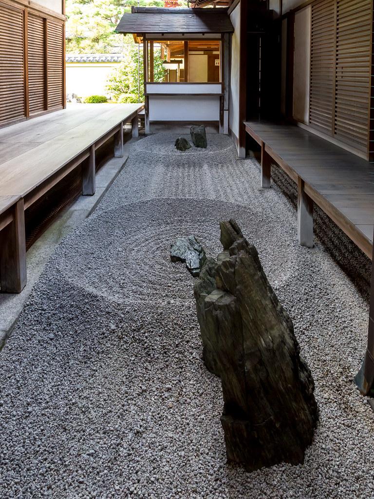 龍源院 大徳寺 / Koutou-in Daitoku-ji Temple