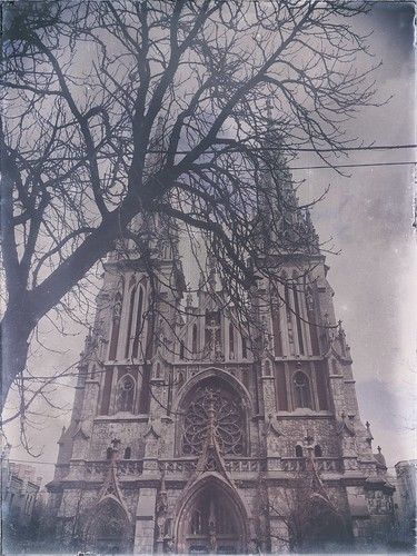 the Gothic Architecture