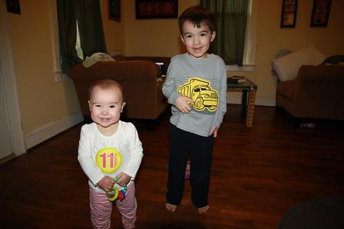 Miri is 11 Months 2015