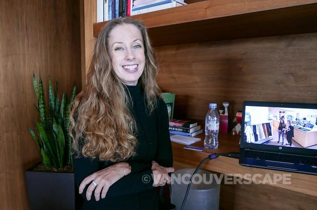 Sandy McGill of Designworks USA, BMW Group