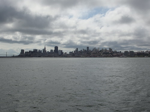 Boat Ride To Golden Gate Bridge And Alcatraz Island