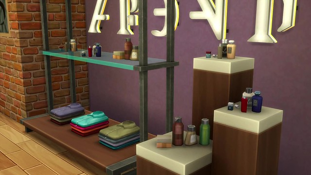 The Sims 4 Get to Work- Official Retail Gameplay Trailer 2413