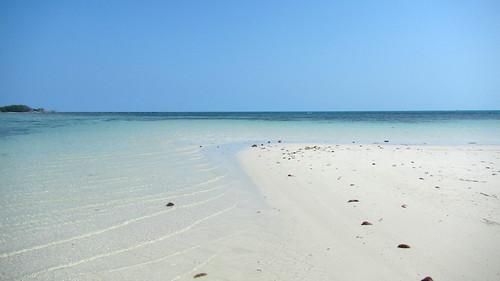 今日のサムイ島 3月15日 チャウエンビーチ北端スノーケル2015年1回目