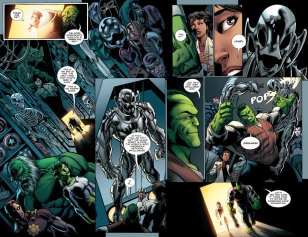 各種版本綠巨人浩克大點名!~各種不同型態的浩克還有女浩克?