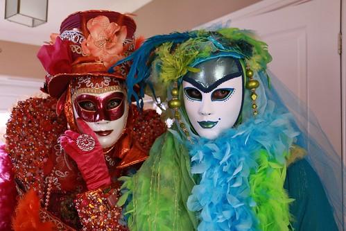 Costumes - Venice Masquerade 7