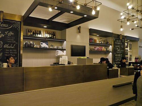 YEBISU GARDEN CINEMAカフェ