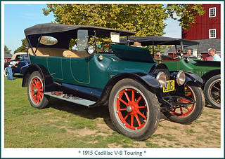 1915 Cadillac V-8 Touring
