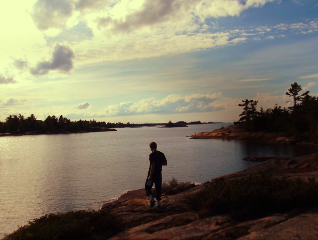 Beausoleil island, small places to visit in canada, small cities you should visit, georgian bay