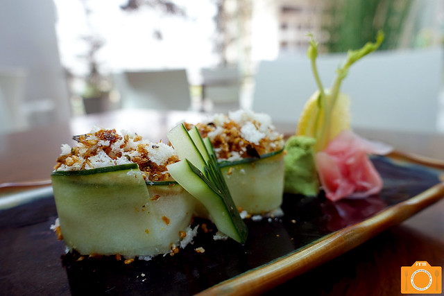 Yumi Sea Scallop Sushi