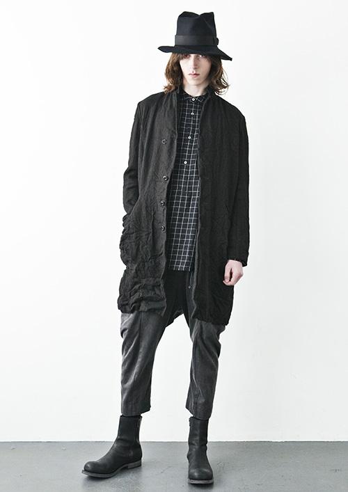 Harry Curran0005_FW15 Tokyo KAZUYUKI KUMAGAI(Fashion Press)