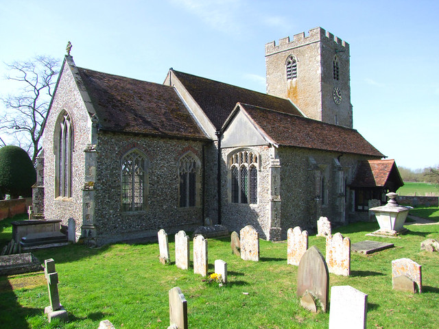Higham St Mary