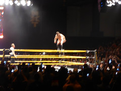 NXT House Show in San Jose