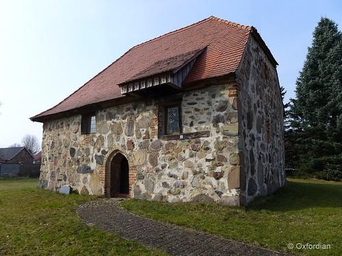 Dülseberg - Feldsteinkirche