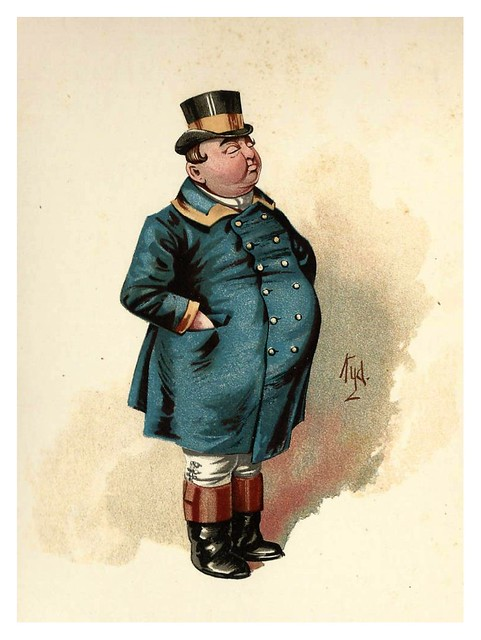 004-El Gordito-Character Sketches from Charles Dickens…1889- J. Clayton Clarke- The Victorian Web