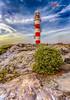Cancun Lighthouse Sunset