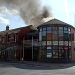 Another fire at Sandos in Preston - 10