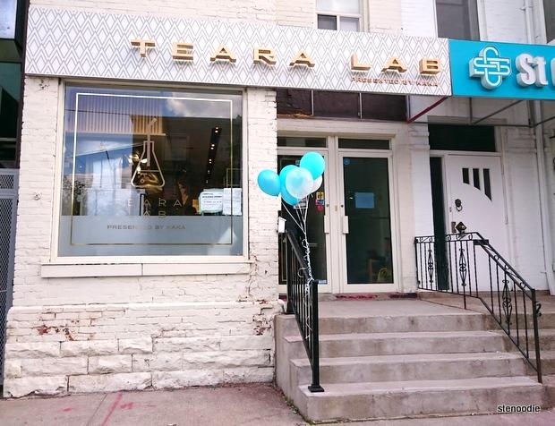 Teara Lab storefront