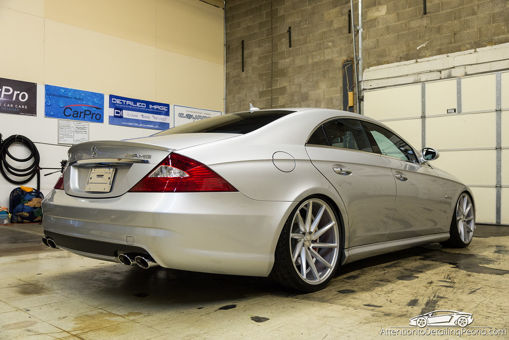 2008 CLS 63 AMG finished photo - side 2
