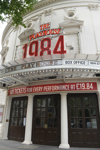 London Theatres: The Playhouse