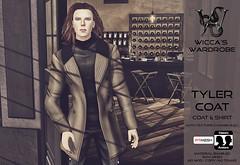 Wicca\'s Wardrobe - Tyler Coat