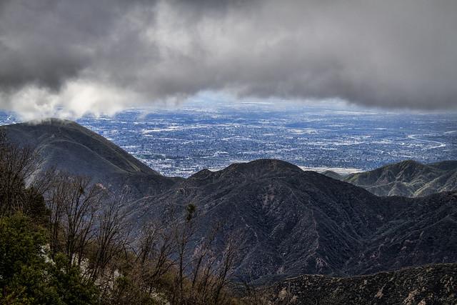 San Bernardino view