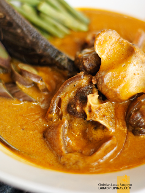 Kare Kare at Le Monet Hotel in Baguio City