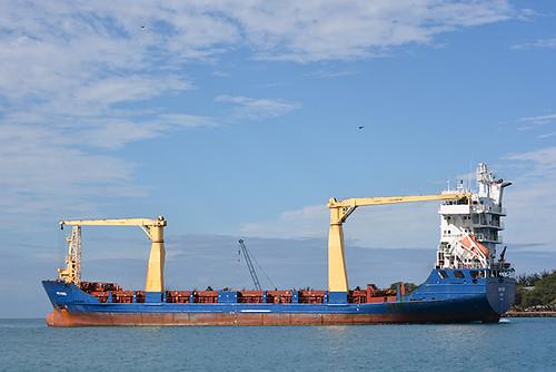 Rio Para port side