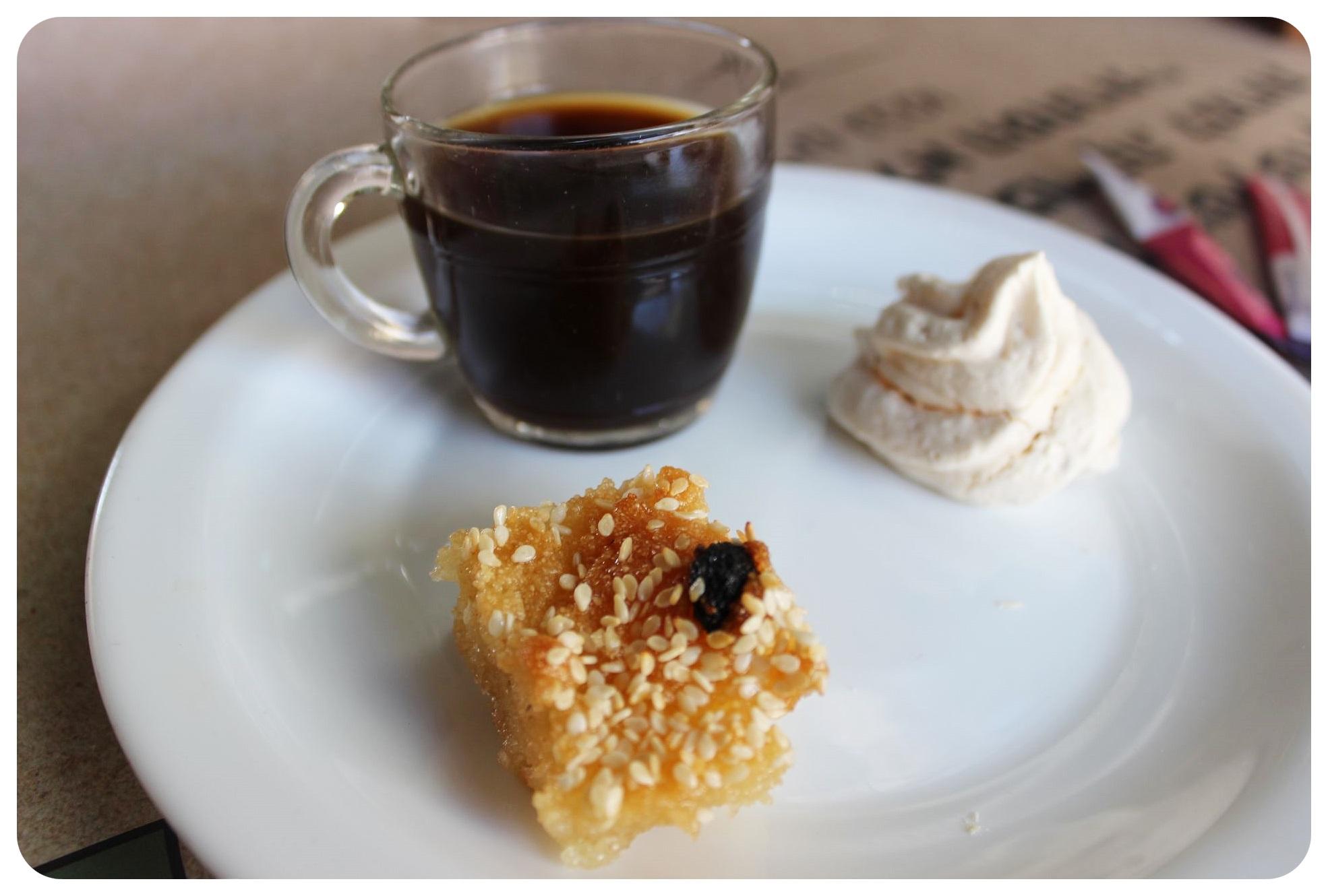 israel dessert