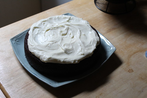 Guinness Chocolate Cake :: coppertopkitchen.blogspot.com