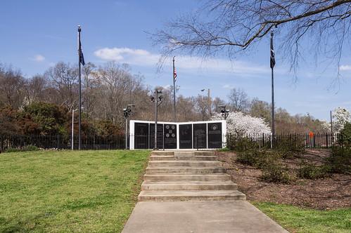 Vietnam Memorial - 1