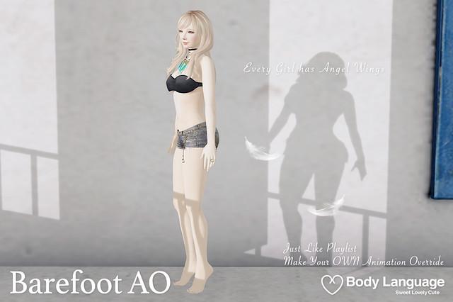 Barefoot AO @ TSS
