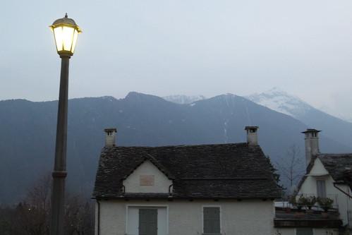 Sera di primavera nella Val Vigezzo by Ylbert Durishti